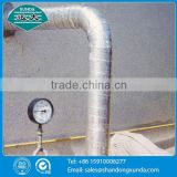 High tensile strength bitumen joint tape with hdpe for water pipe
