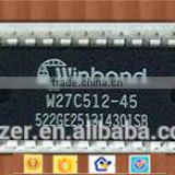Winbond W27C010-70 IC DIP32 read memory low power electrically erasable programmable read memory hot sale