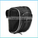 Factory sale price 2014 promotional bike saddle bag