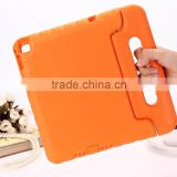 For iPad Air 6 EVA stand cases cover, For iPad Air 2 tablet shockproof rubber handle hard case