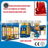 Henan Better concrete international block machines ornamental concrete products QT4-15