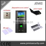 Realand 2.4'' colorful Screen network RFID TCP IP fingerprint reader access control