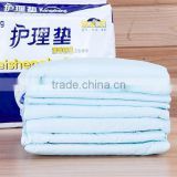 high quantity baby bed breathable sterile under pads