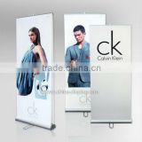 Supreme Aluminium Roll Up Banner,Retractable Display Banner Stand, High Quality Roll Up Banner