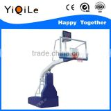 2016 Newest acrylic basketball backboard basketball hoop basketball pole