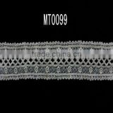 cotton torchon bobbin lace