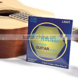 Amola Acoustic Guitar Strings AT100 200 300 musical instrument parts guitar Accessories guitarra string