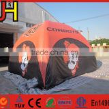 Hot factory used inflatable tent, inflatable spider tent, inflatable spider dome tent for sale