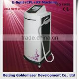 Medical 2013 Cheapest Price Beauty 2.6MHZ Equipment E-light+IPL+RF Machine Colon Hydrotherapy Equipment