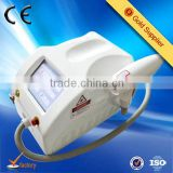 Hot selling CE TUV 1064nm and 532nm portable nd yag laser tattoo removal spare lamp yag laser