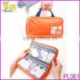 Craft Travel Storage Bag Portable Shower Case Cosmetic Bags Sorting Purse Organizer Toiletry Bag Lady For Promotion
