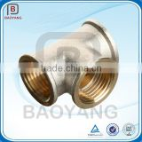 High Quality OEM Brass Pipe Fitting Ductile Iron Pipe Fitting Aluminum Pipe Fitting