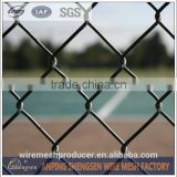 black vinyl coated chain link fence 6 foot chain link fence plastic coated chain link fence from ALIBABA with high quality