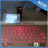 New Products Mini Laser Projection Wireless Bluetooth Keyboard 2016 Innovative Product Ideas