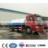 Easy operation 12000L ZQZ5163GSSC HOWO water tank truck,water bowser,water truck