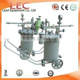 LCG40 small gunning coke oven spray gunite sprayer