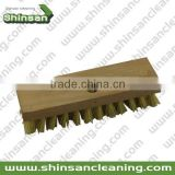 New style wooden outdoor push floor brush/deck brush/floor brush