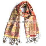 2012 the newest fashion 100% wool scarf