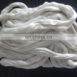 High quality Factory price Chinese 100% silk fiber tops