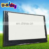 Customized inflatable projector movie screens for sale