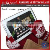 wholesale warm customized touch screen knitted gloves