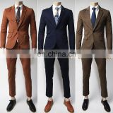 wholesale business suits- Men's suit Fashion custom made mens business suits