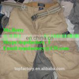 Premium quality used cargo pants