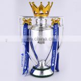 China manufacturer Crown Gold Commemorative Premie League Cup for souvenirs