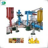 Crude oil refining plant, crude palm oil refinery machine, teaseed oil press refinery machinery