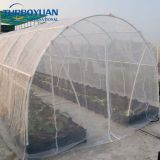 polyester / polyethylene pleated fine dust anti insect mesh screen for greenhouse