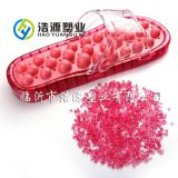 Anti-slip PVC grain/granules/particles for sandal slipper