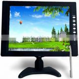12 inch Lcd Car Monitor with VGA/HDMI/AV/BNC