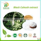 Manufacture Supply Triterpene Glycosides 8% HPLC/ Decreasing the cholesterol/Black Cohosh Extract Powder