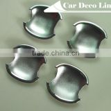 Chrome handle bowl for Toyota Corolla 2008
