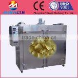 Industrial hot air circle food drying machine/drying oven for fruits and vegetables and herbs