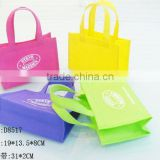2013 new style pp nonwoven shop bag, shopping trolley cooler bag,paper shopping bag with rope handle