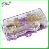 HUXI High End Low Voltage Safe Fuse Car Fuse Holder