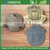 Zinc Alloy Rivert type Military badges in Anti-brass brushed color --- BG1504