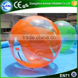 High quality colorful TPU inflatable water walking ball for adult and kids