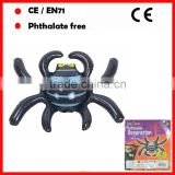 PVC inflatable Halloween decorations inflatable halloween Spiders for promotion