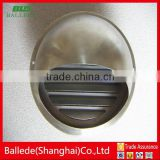 hot sale waterproof stainless steel air vent in hvac system