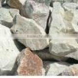Dolomite- best quality - burnt dolomite lump 5-80mm - quick lime hot sales