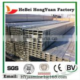 HOT SALES!! HeBei HongYuan Galvanized Pipe Size Chart