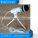 2015 hot sale computer desktop microphone SF-910 For internet chat/MSN/SKYPE