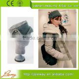 Hot-Selling Fashion Beanie Hat With Ear Muff