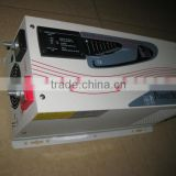 2000w dc ac pure sine wave solar power inverter with battery charge for solar system made in china