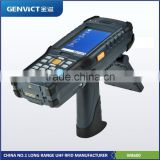 Long range RFID reader -- UHF RFID handheld reader with wifi, GSM,GPRS, GPS, Bluetooth, RS232 port