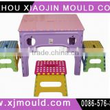 plastic folding child Table Mould