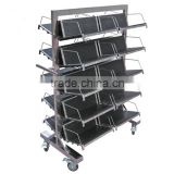 PCB storage trolley supplier ESD Hanging Style Trolley