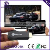 Free driver Wecast C2 miracast smart tv dongle stick for ISO Android Wins DLNA                                                                         Quality Choice
